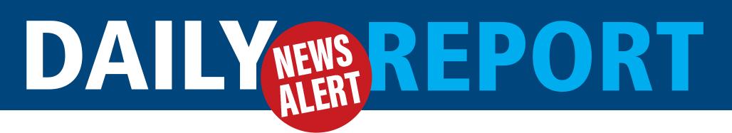 Daily Report Alert