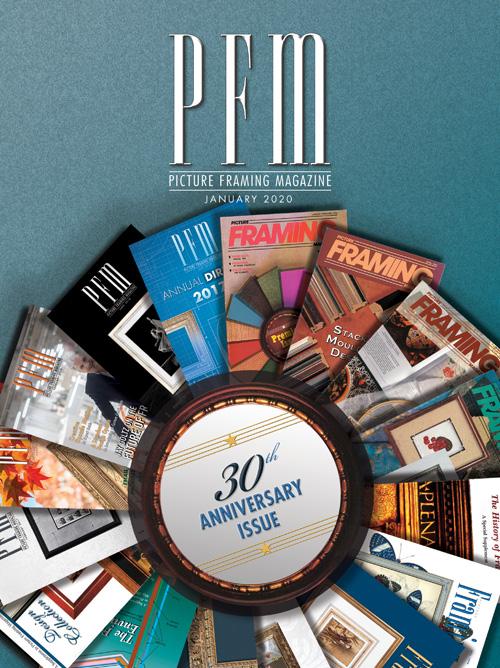 Picture Framing Magazine