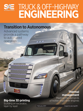 Truck & Off-Highway Engineering cover
