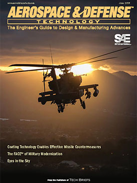 Aerospace & Defense Technology Cover